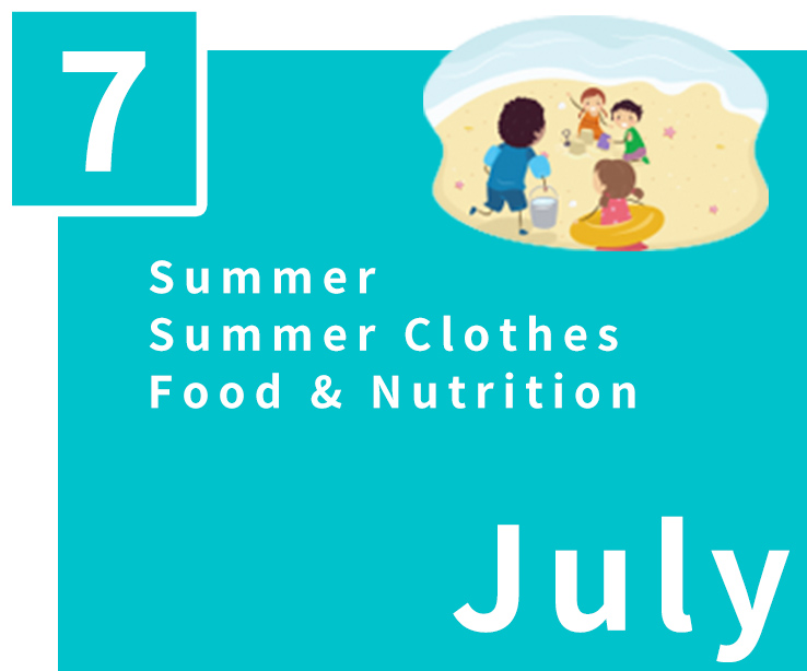July,Summer,Summer Clothes,Food & Nutrition